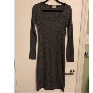 Wilfred Free Sweater Dress (from Aritzia)